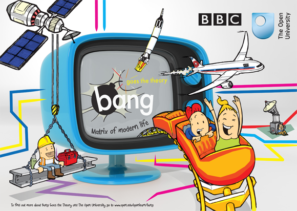 Bang Goes the Theory BBC