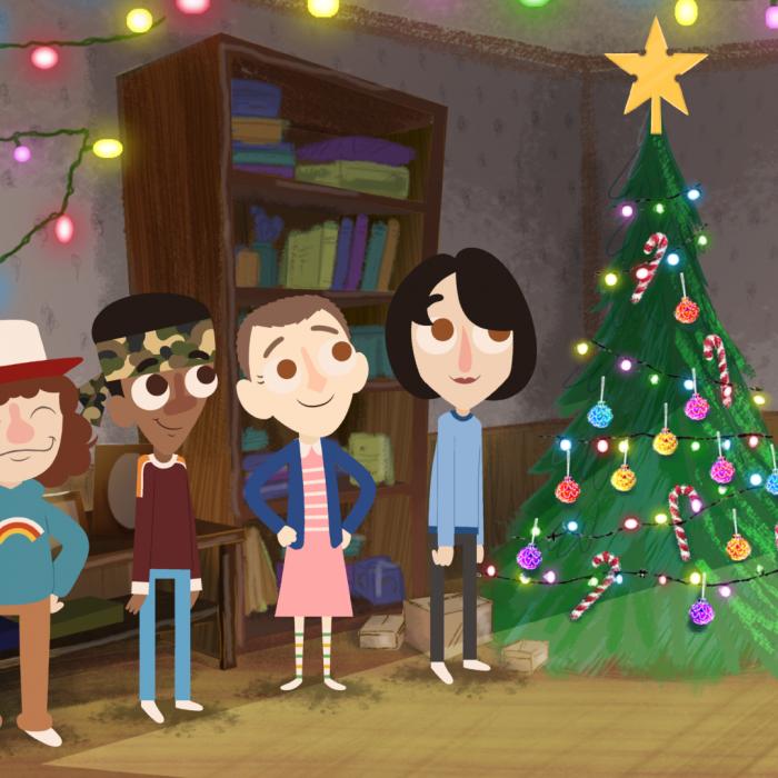 Studio43 Stranger Christmas