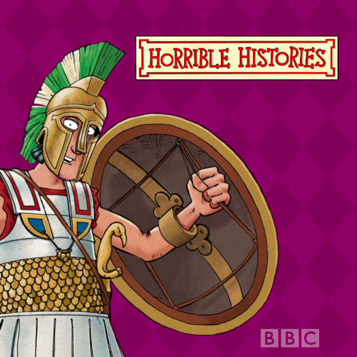 Horrible Histories Series 8 – Lion Television