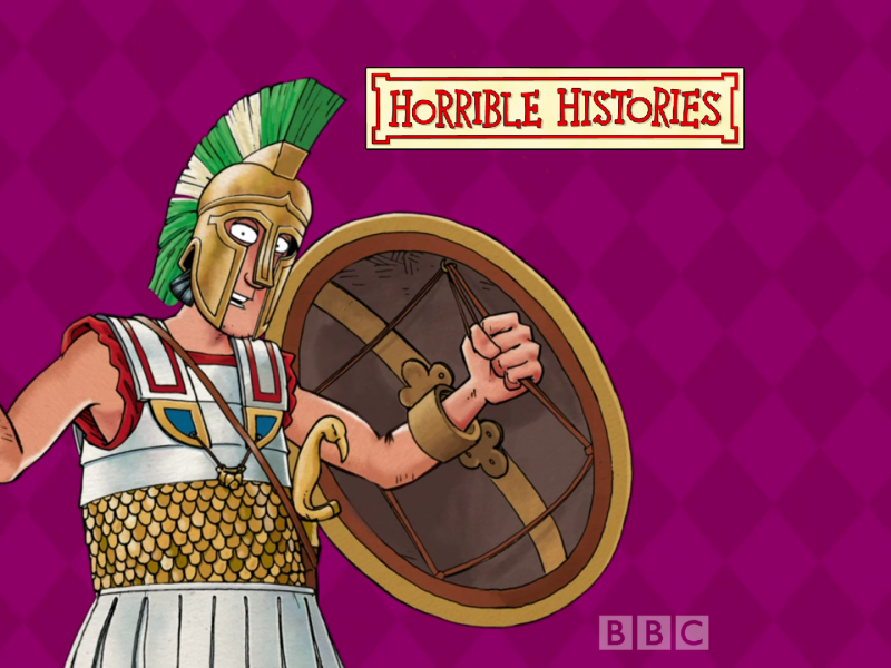 Horrible Histories Series 8 – Lion Television